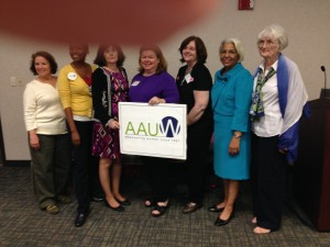 2016 AAUW State Convention - New Orleans