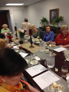 LIndell Edwards, Ann Miller, Helen Moore, Bonnie White, Doris Wright and others - 2016 Open Board Meeting (June)